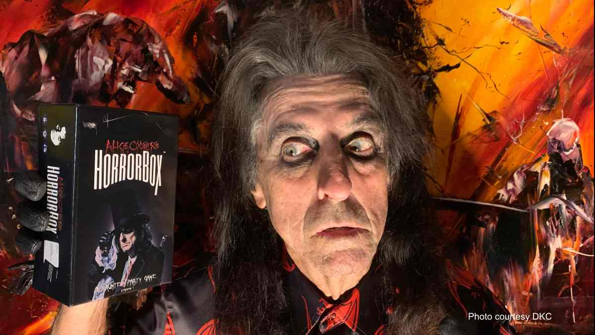 Alice Cooper To Host Halloween Storytime On Airbnb
