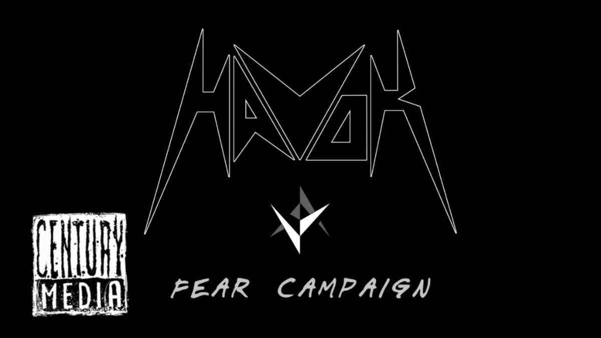 Havok Deliver 'Fear Campaign' Video