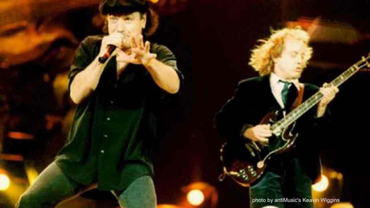 AC/DC's Brian Johnson Explains 'Serious' Hearing Loss Battle