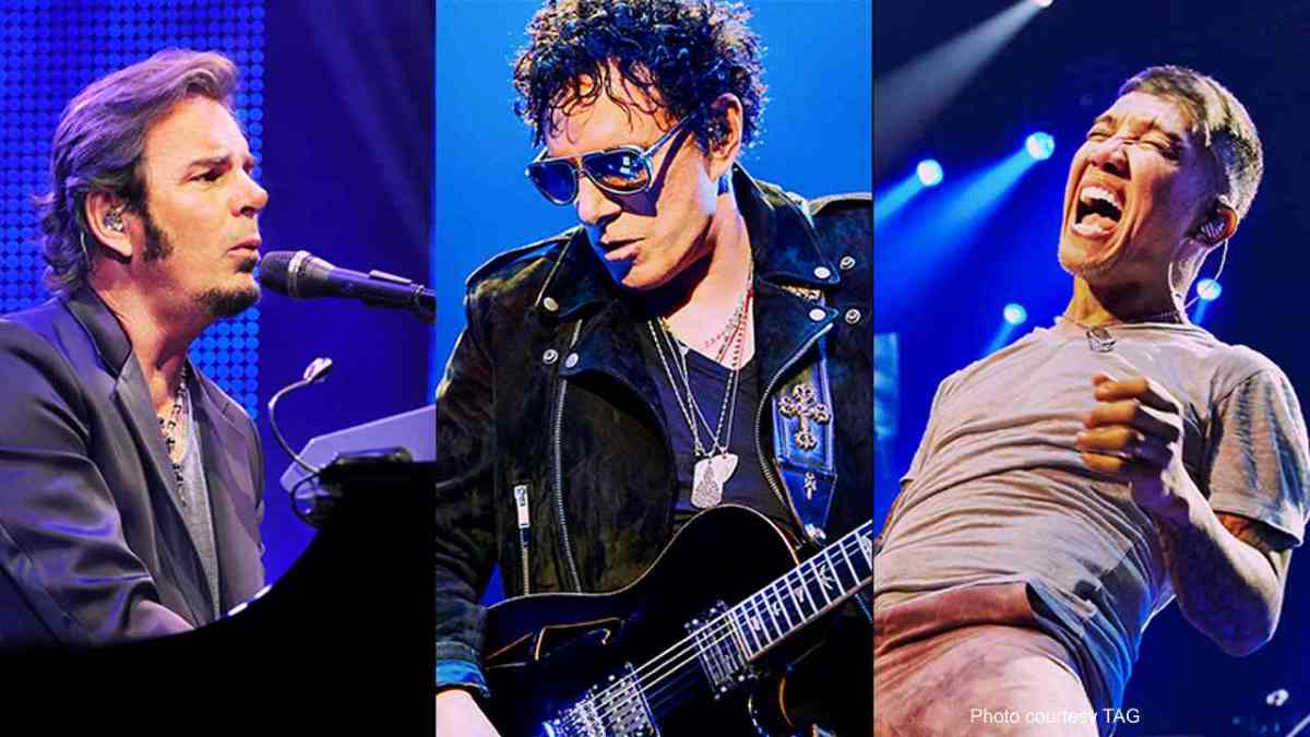 Journey Singer Reacts To Brother's Drug Arrest