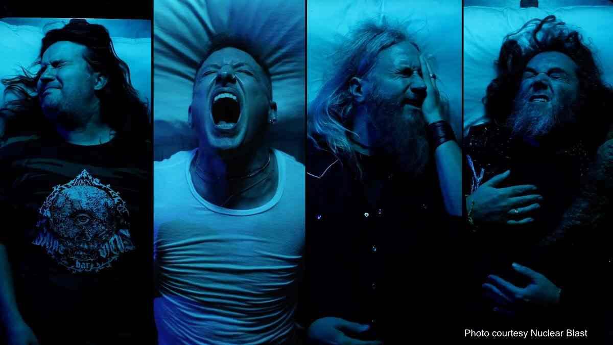 Metal Supergroup Killer Be Killed Release 'Dream Gone Bad' Video