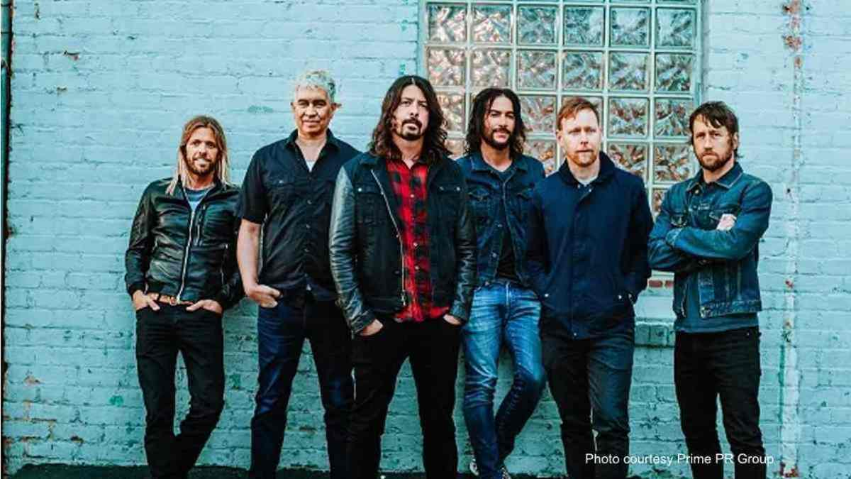 The Foo Fighters To Rock Late Night TV