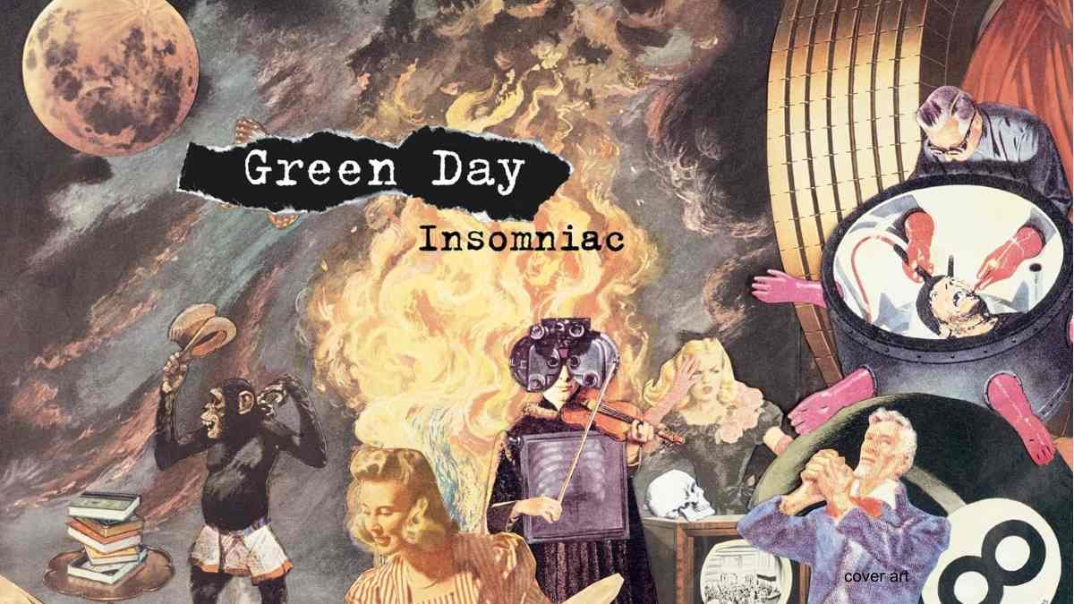 Green Day Announce 'Insomniac' 25th Anniversary Vinyl Reissue