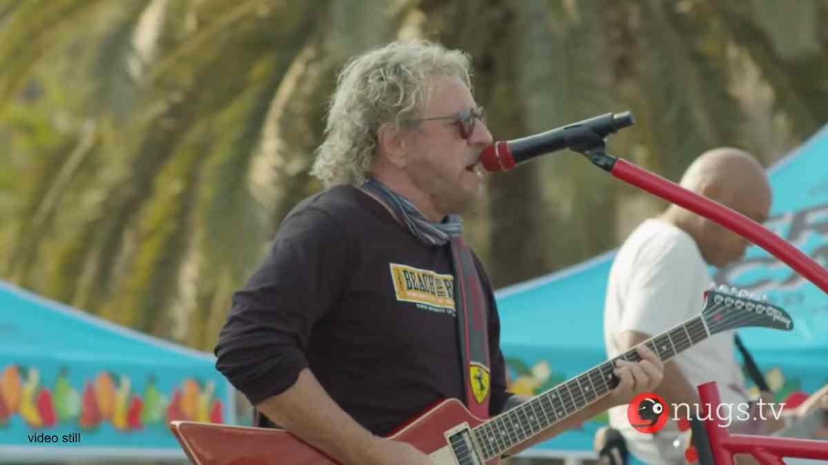 Sammy Hagar Shares Video From Birthday Bash Concert