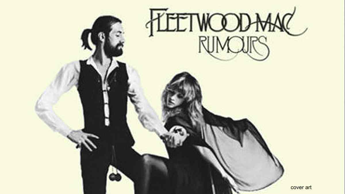 Fleetwood Mac's Rumours Returns To Top 10 Fueled By Viral Video