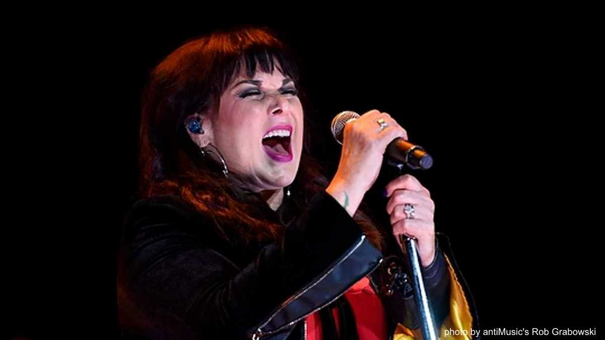 Heart Singer Ann Wilson Covers Steve Earle On New Single