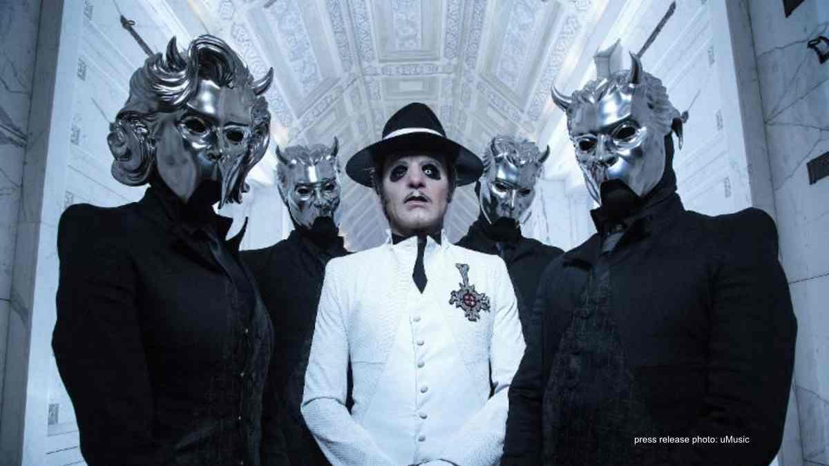 Ghost's Tobias Forge Reveals New Studio Album Plans