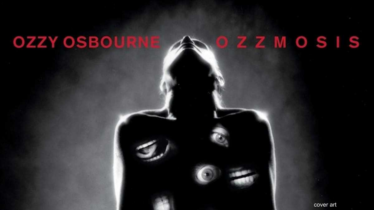 Ozzy Osbourne In The Studio For 'Ozzmosis' Anniversary