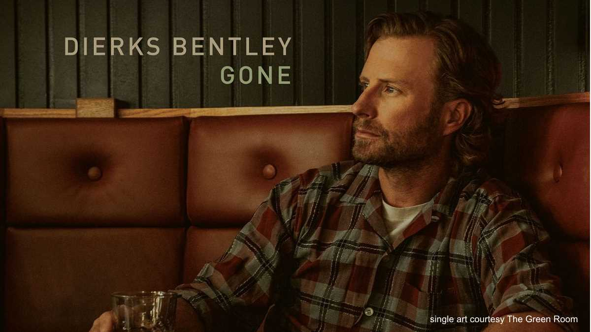 Dierks Bentley Shares Brand New Song 'Gone'