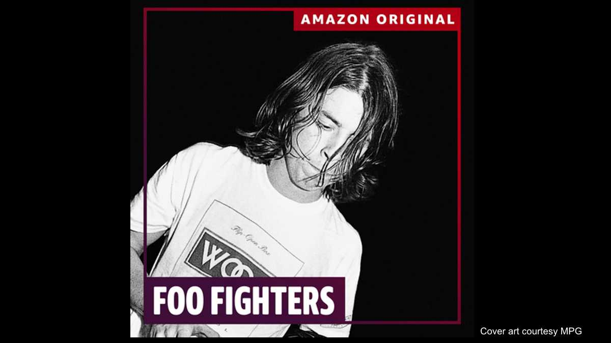 Foo Fighters Release Recently Discovered Recordings