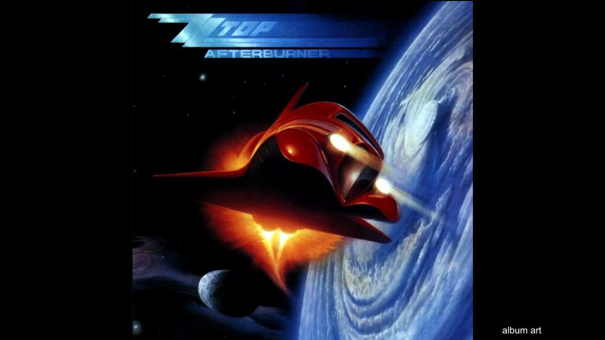 ZZ Top In The Studio For Afterburner Anniversary