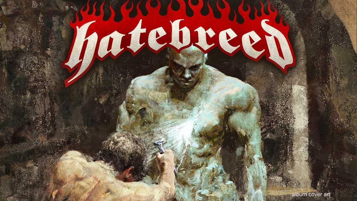 Hatebreed Release 'Instinctive (Slaughterlust)' Video