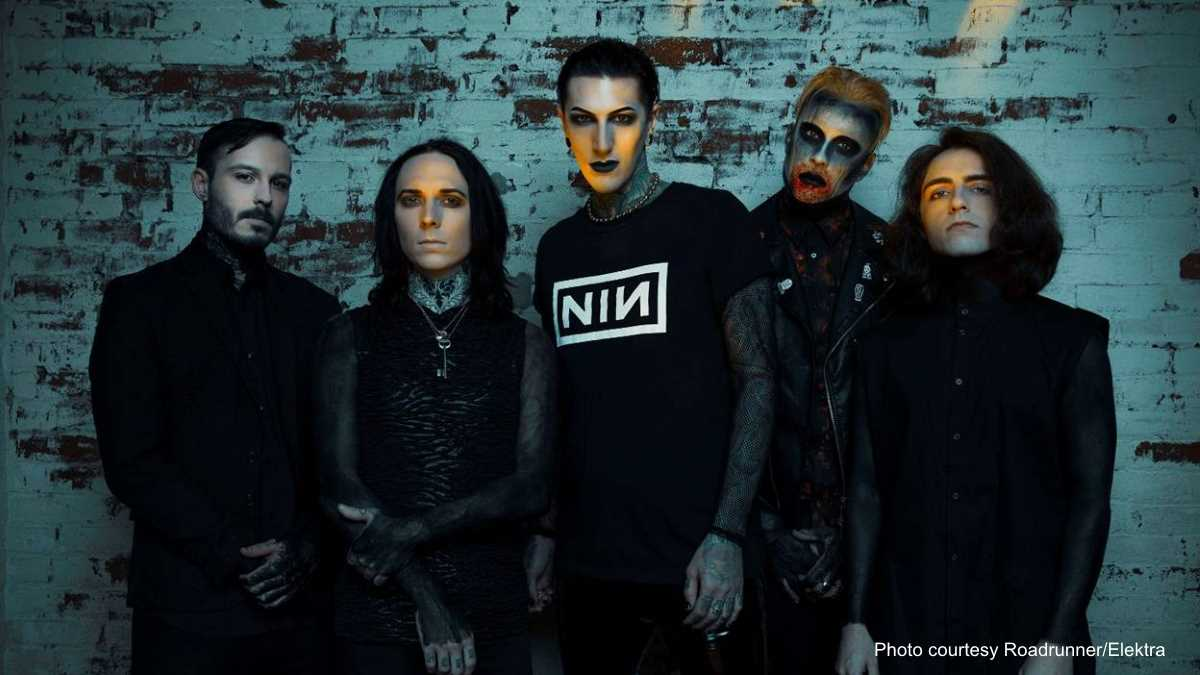 Motionless In White Share New Track 'Creatures X: To The Grave'