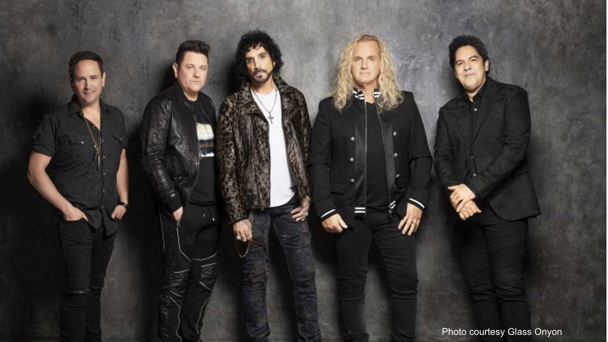 Journey, Chicago and Rascal Flatts Supergroup Announce First Show