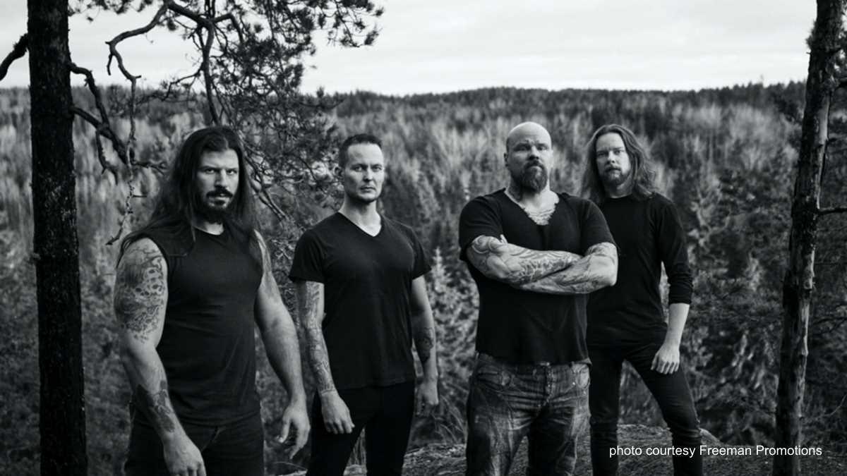 Wolfheart Release 'Horizon On Fire' Video