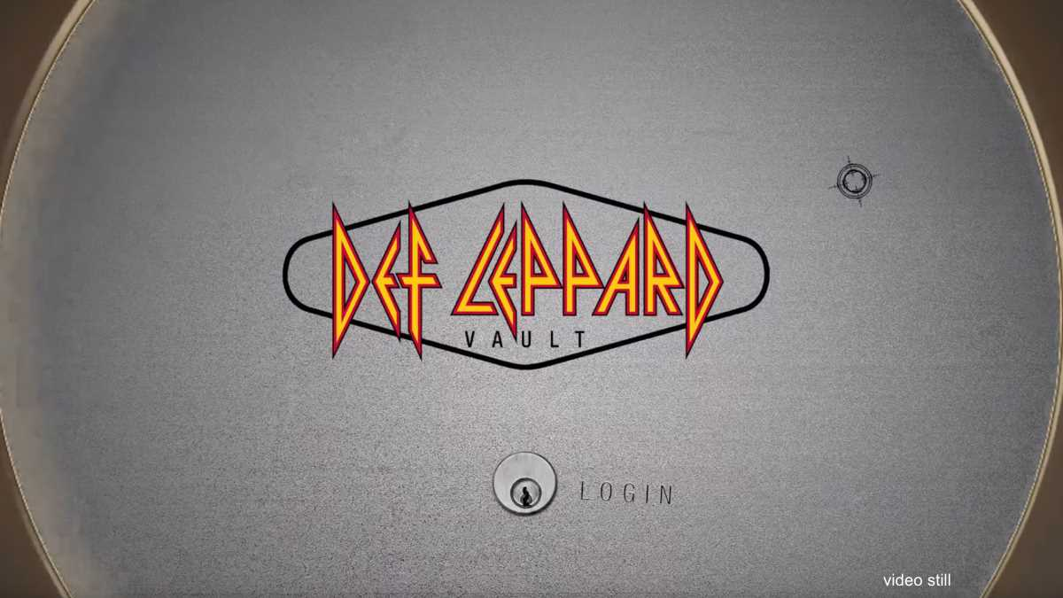 Def Leppard Will Be Unlocking Their Vault
