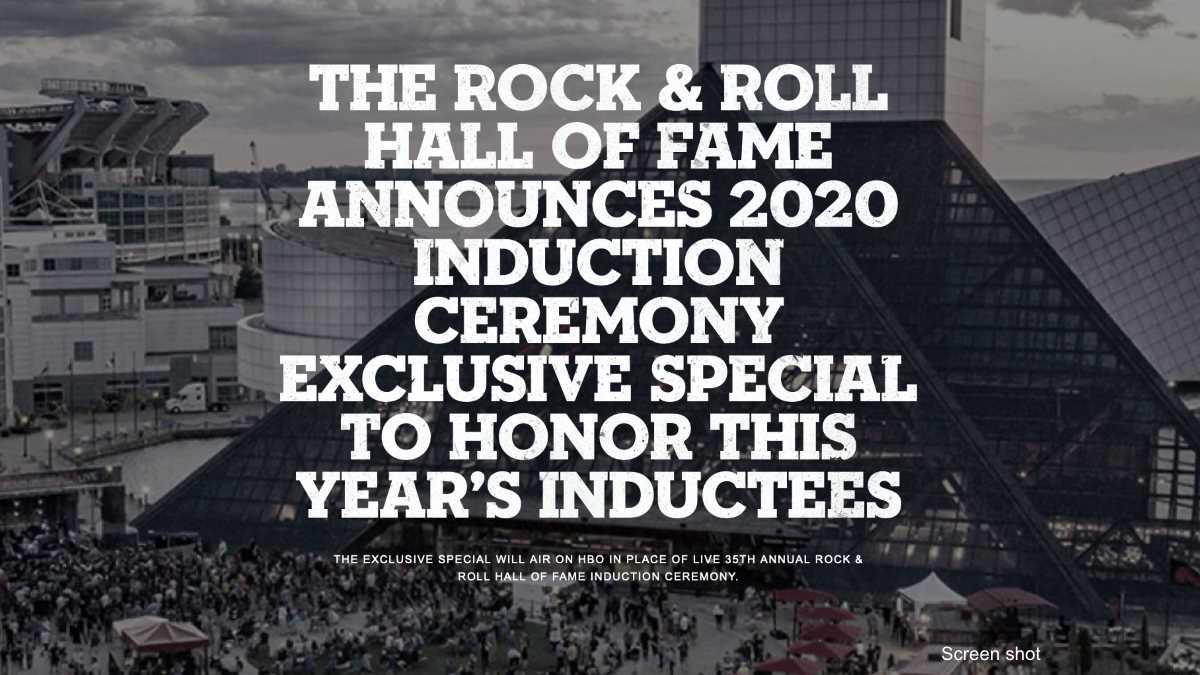 Rock Hall To Pay Tribute To Eddie Van Halen