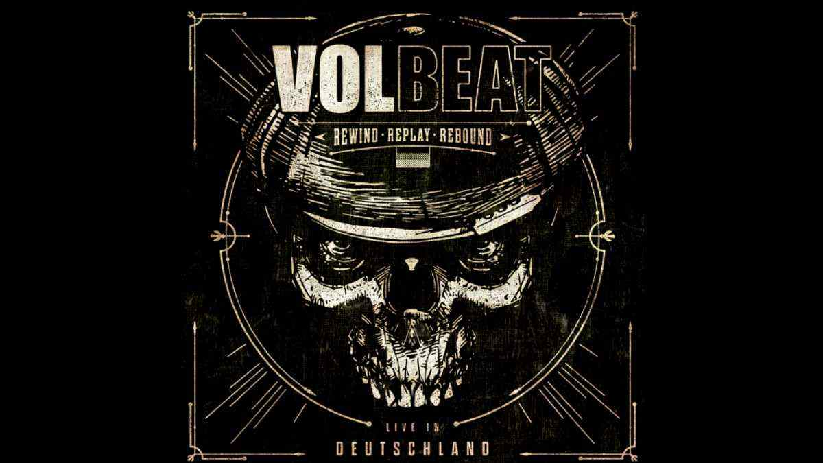 Volbeat Share 'Cheapside Sloggers - Live In Stuttgart' Video