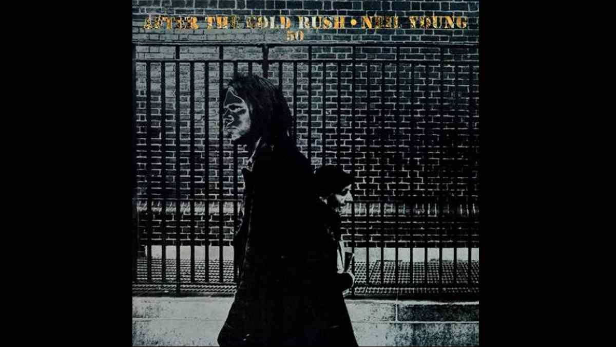 Neil Young Previews After The Gold Rush 50th Anniversary Reissue
