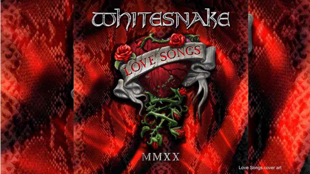 Whitesnake Stream 'The Deeper The Love' 2020 Remix