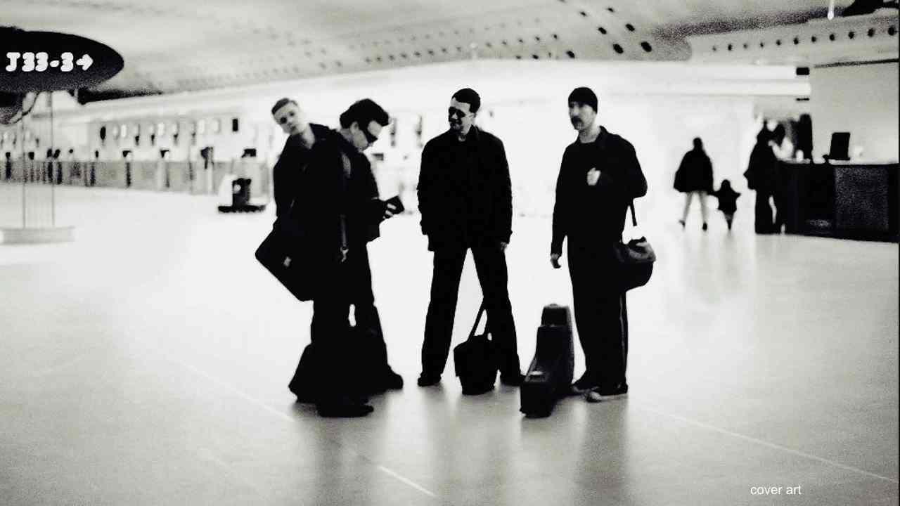 U2 Unplug For 'Leave Behind' Anniversary Reissue