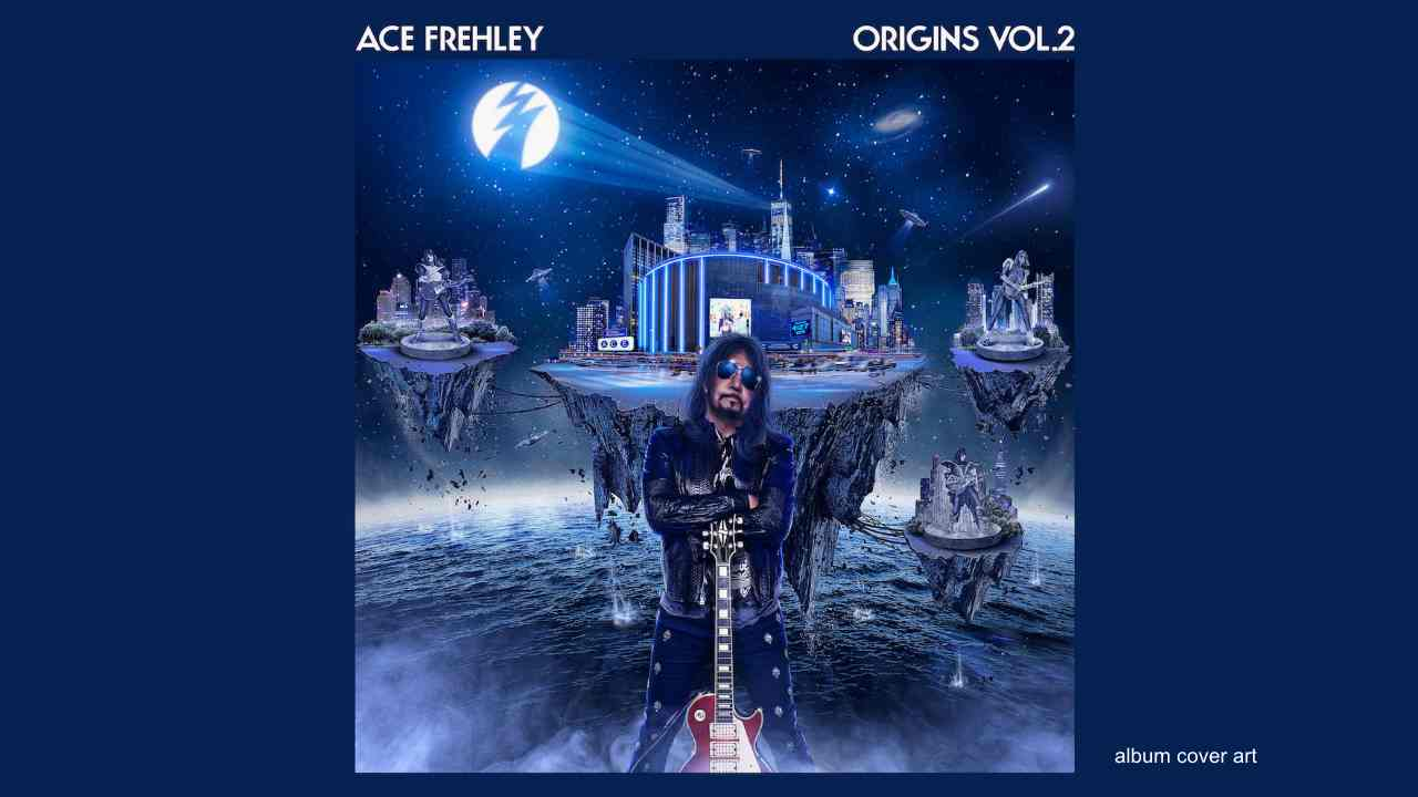 Ace Frehley Already Has Songs Written For Next Album