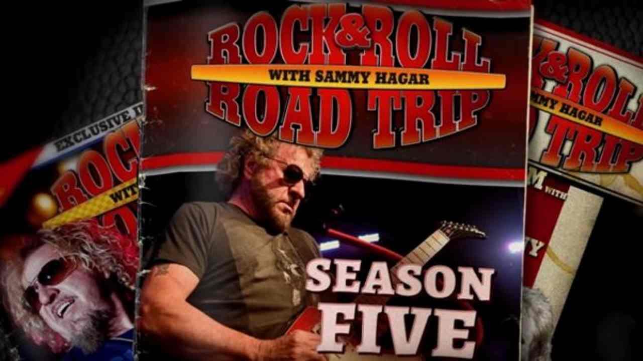 Sammy Hagar Launching New Season Of 'Rock & Roll Road Trip'