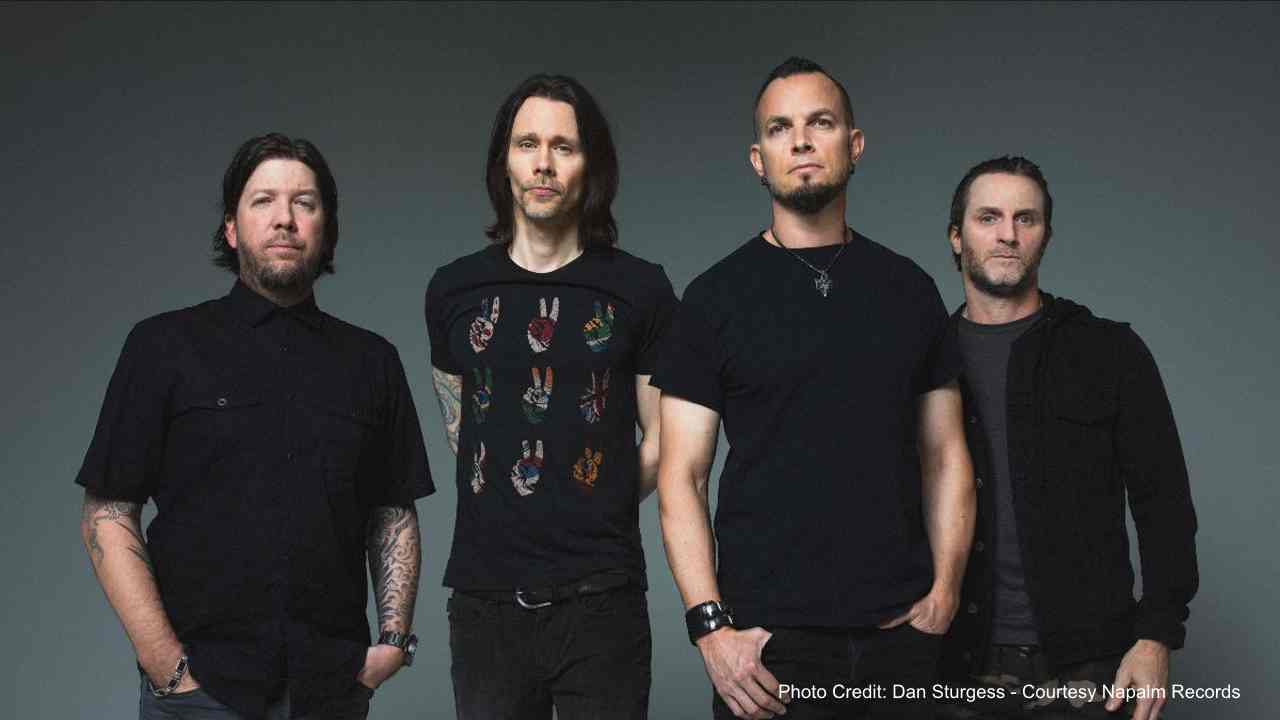 Alter Bridge Announce New EP and Release 'Native Son' Video