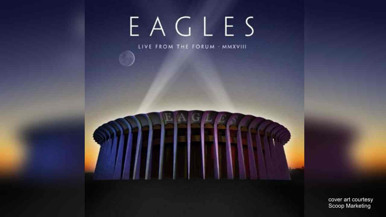 Eagles Stream New Live Version Of 'Hotel California'