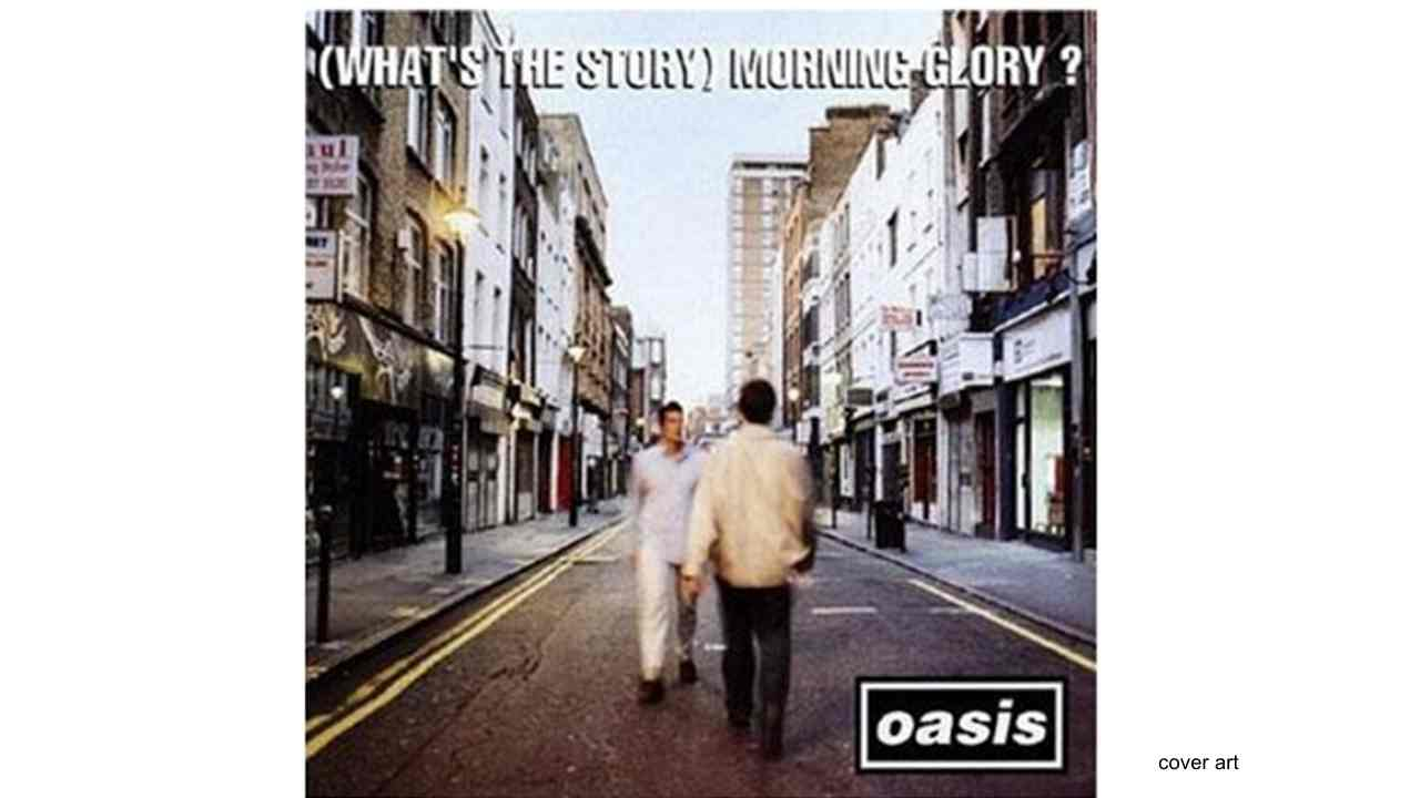 Oasis Release Lyric Video For Rare 'Morning Glory' Era Track