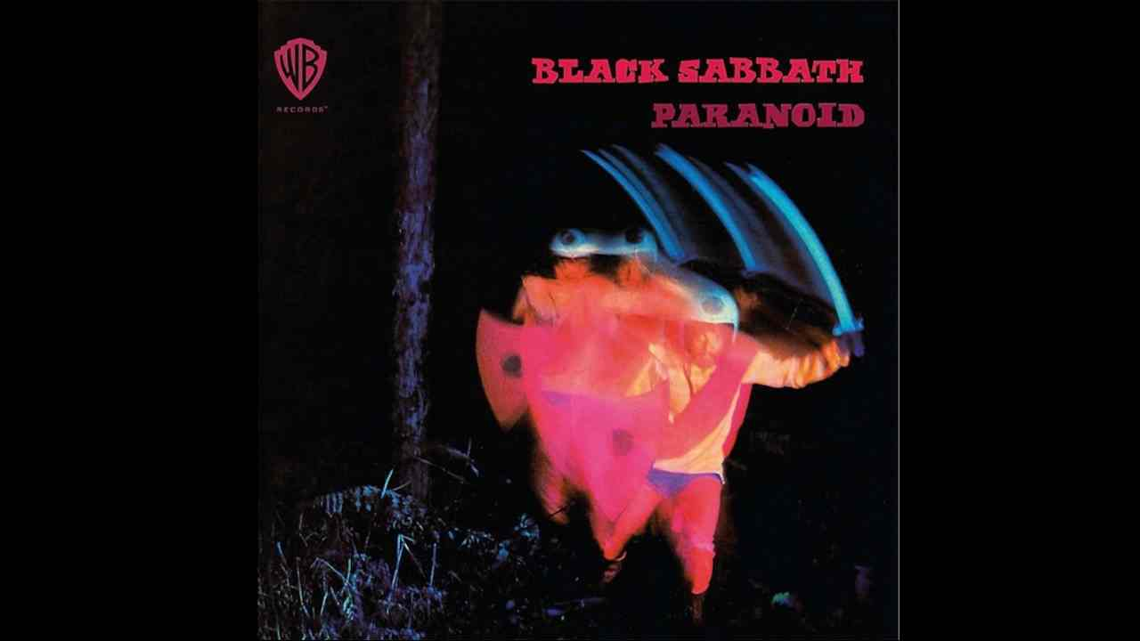 Black Sabbath In The Studio For 'Paranoid' Anniversary