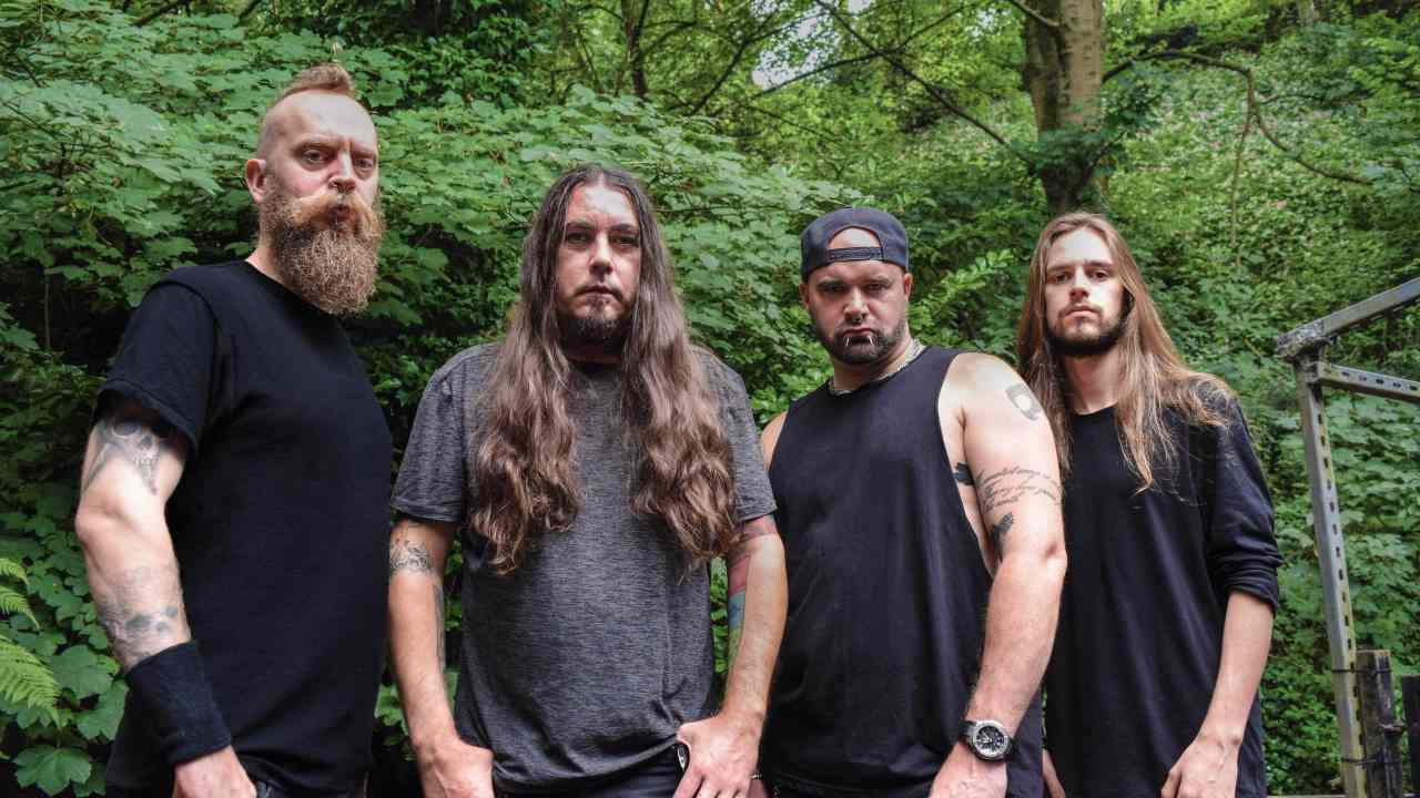 Evile Ink With Napalm Records For First Album Since 2013