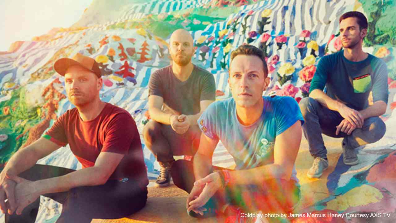 Coldplay, Grunge Music & Michael Hutchence Docs That Rock Coming To TV
