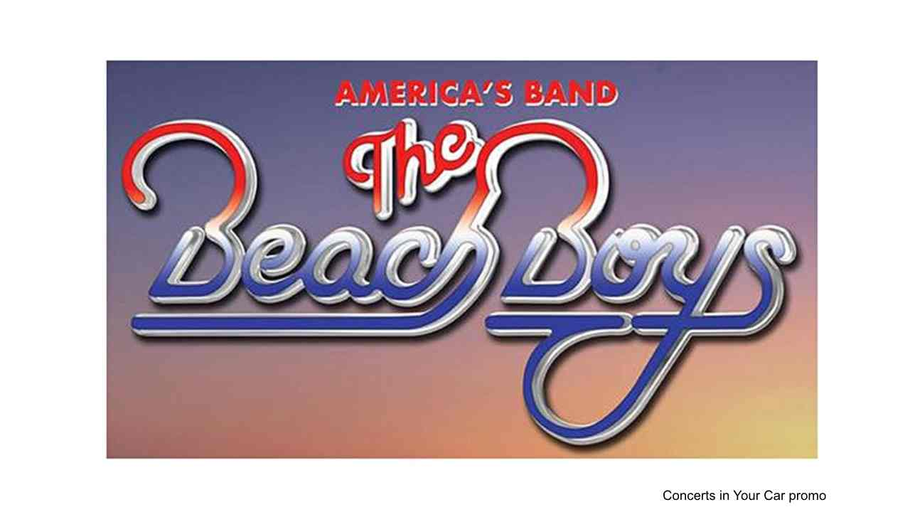 Beach Boys Announce Concerts in Your Car Show
