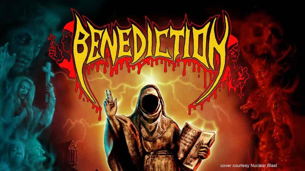 Benediction Release 'Stormcrow' Video