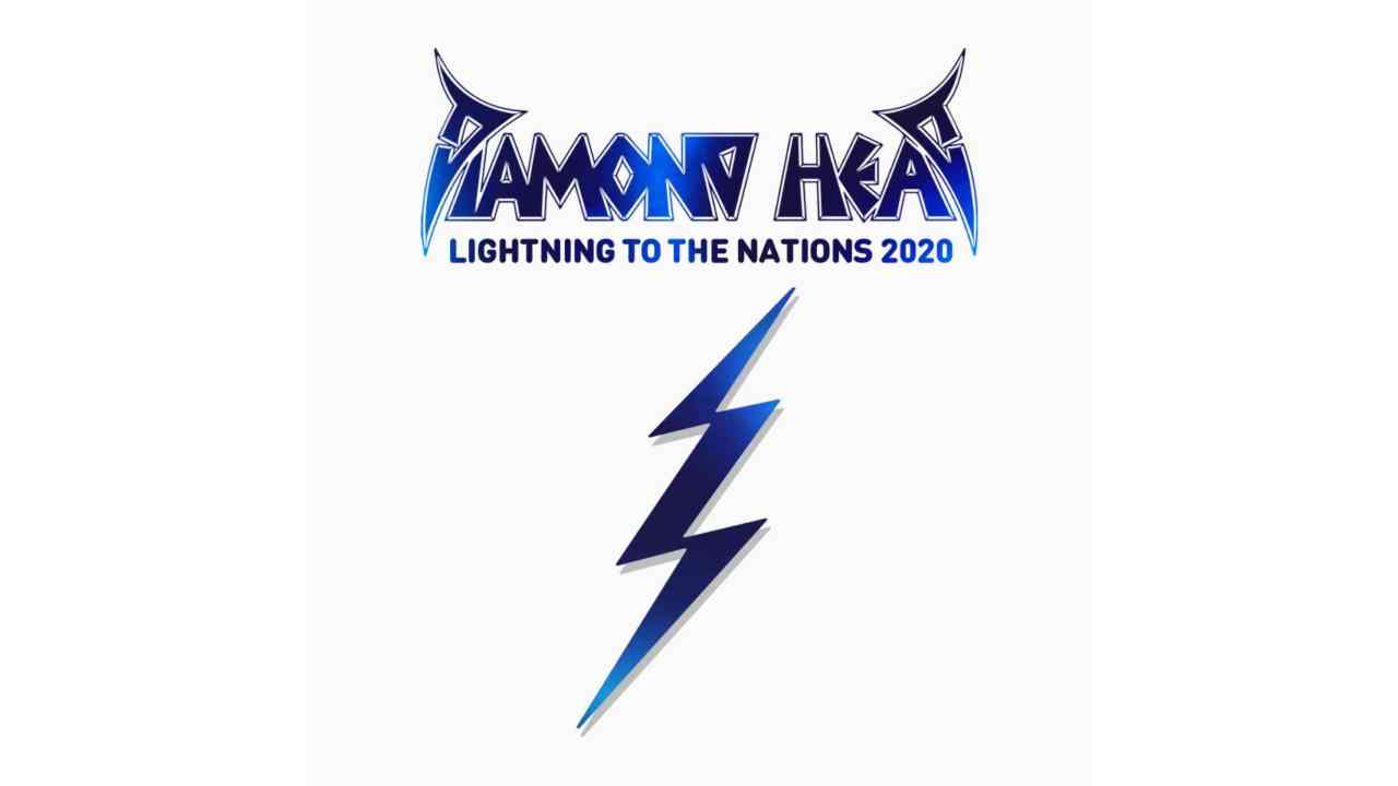 Diamond Head Announce Lightning To The Nations 2020