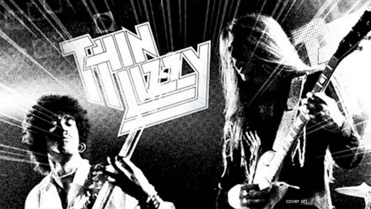 Thin Lizzy Stream Single Edit Of 'The Boys Are Back In Town'