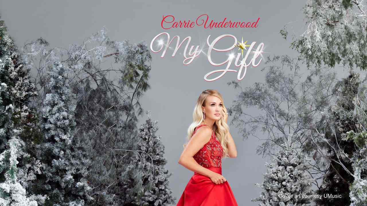 Carrie Underwood Announces Streaming Christmas Special