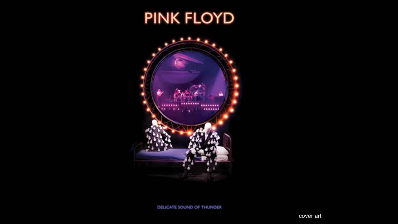 Pink Floyd Expand 'Delicate Sound Of Thunder'