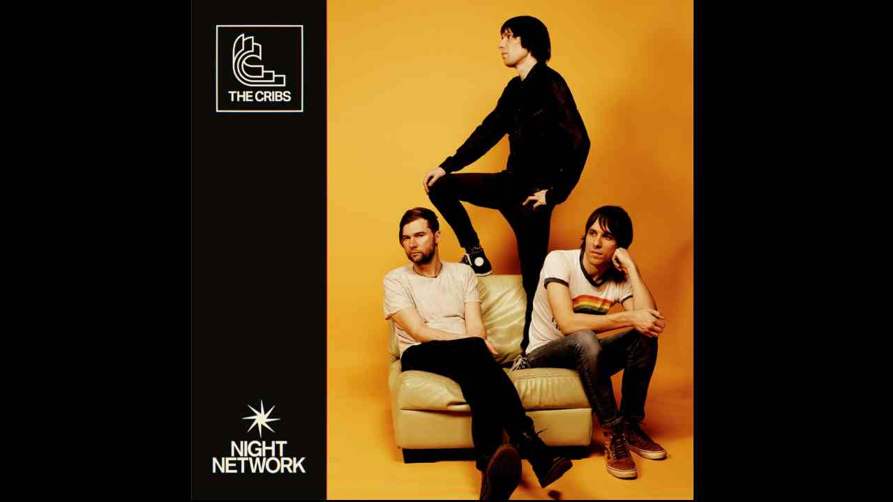 The Cribs Reunite With Sonic Youth Star For New Song