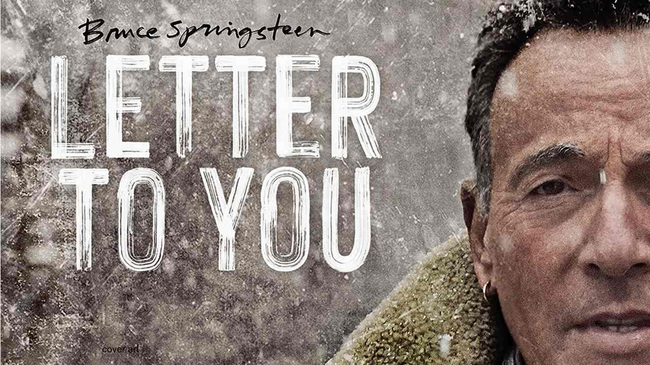 Bruce Springsteen Streaming New Single 'Ghosts'