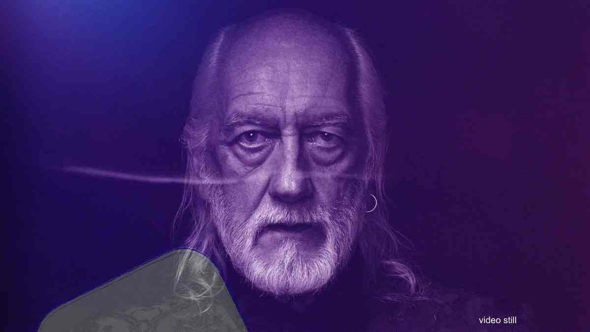 Mick Fleetwood Revisits 'These Strange Times'