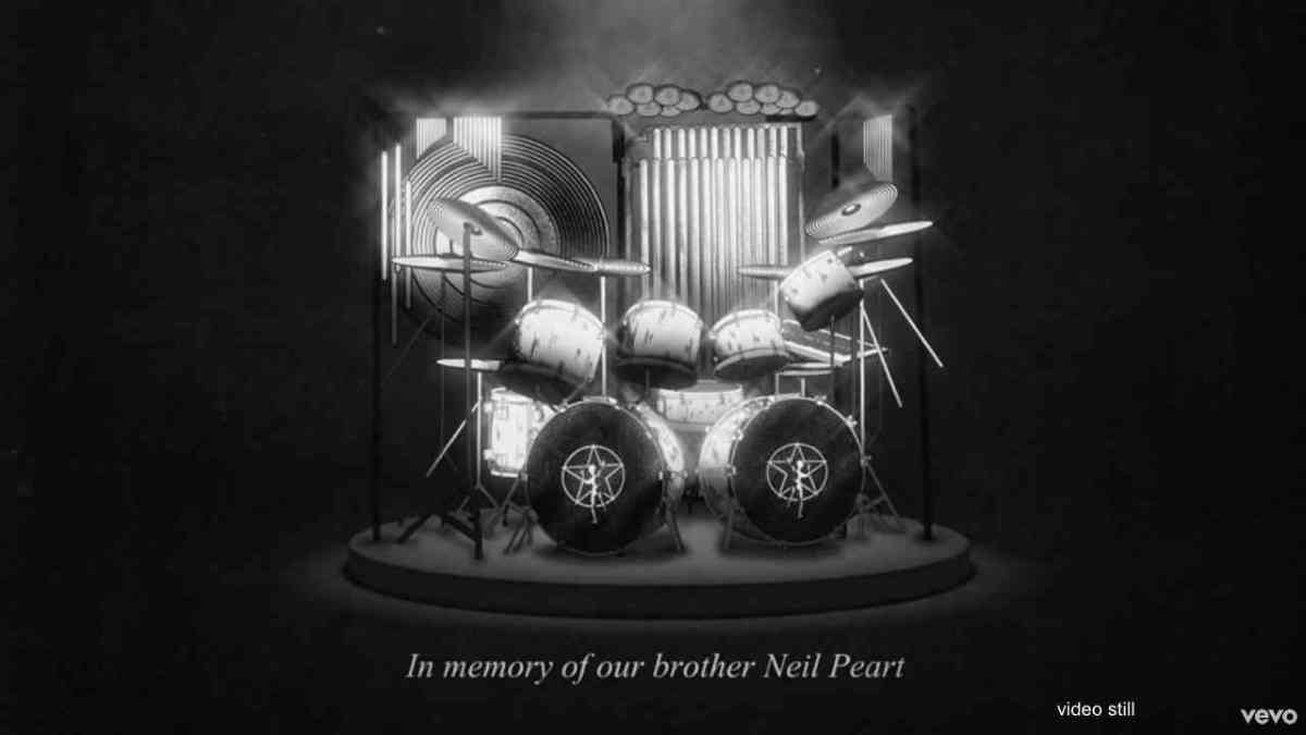 Rush Legend Neil Peart Voted Best Prog Musician Of All Time