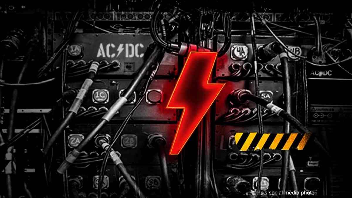 AC/DC Ignite Speculation On Social Media