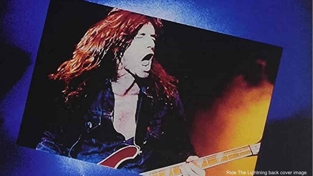 Metallica's Hammett Marks 34th Anniversary Of Cliff Burton's Death