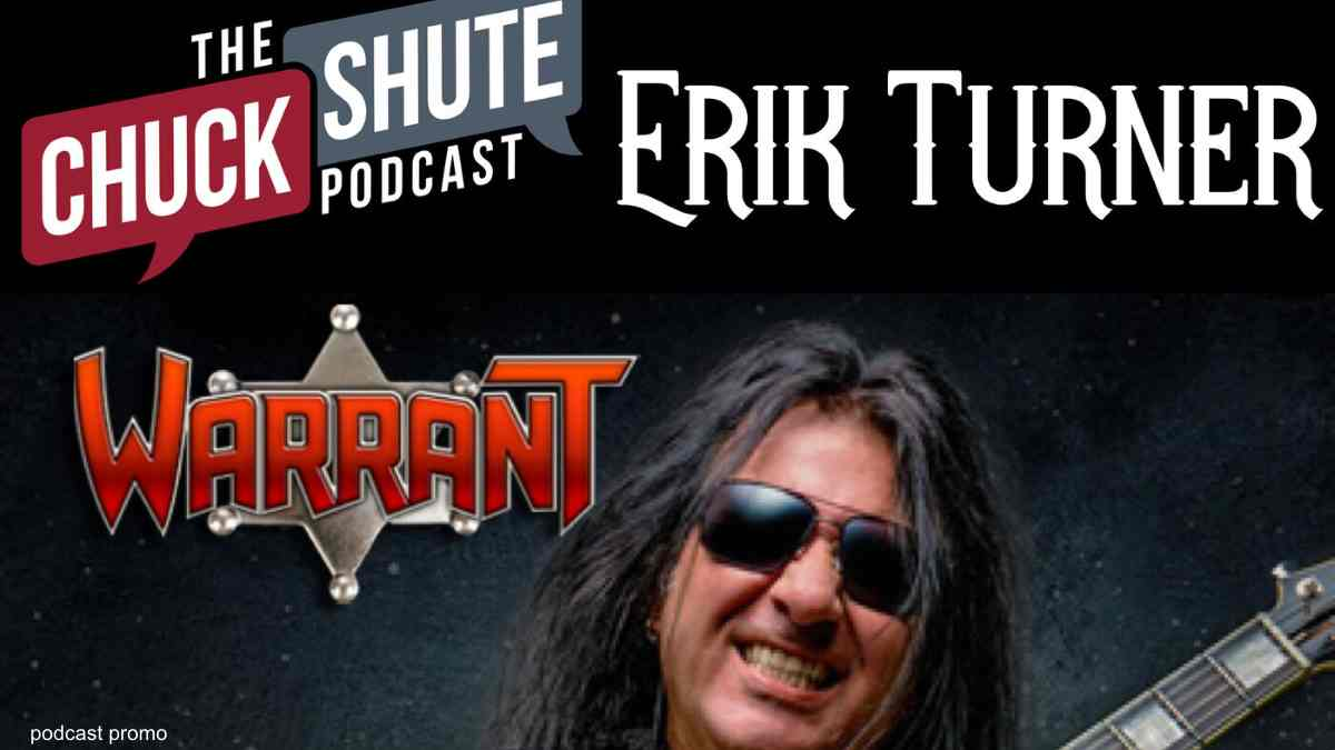 Megadeth Briefly Considered Hiring Warrant's Eric Turner
