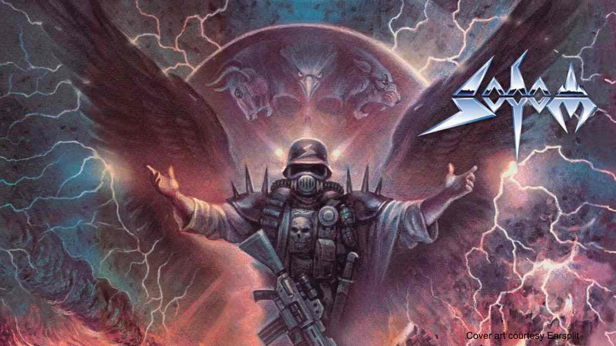 Sodom Unleash 'Sodom & Gomorrah'