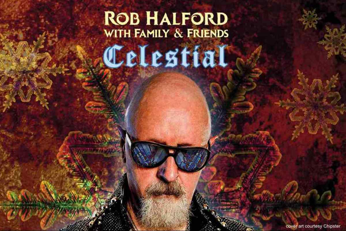 Judas Priest's Rob Halford Making A Non Metal Album 2020 In Review
