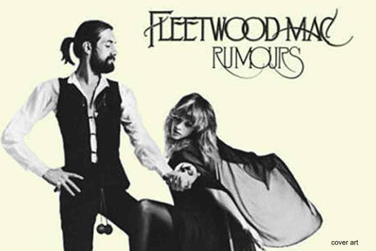Fleetwood Mac's Rumours Returned To Top 10 Fueled By Viral Video 2020 In Review