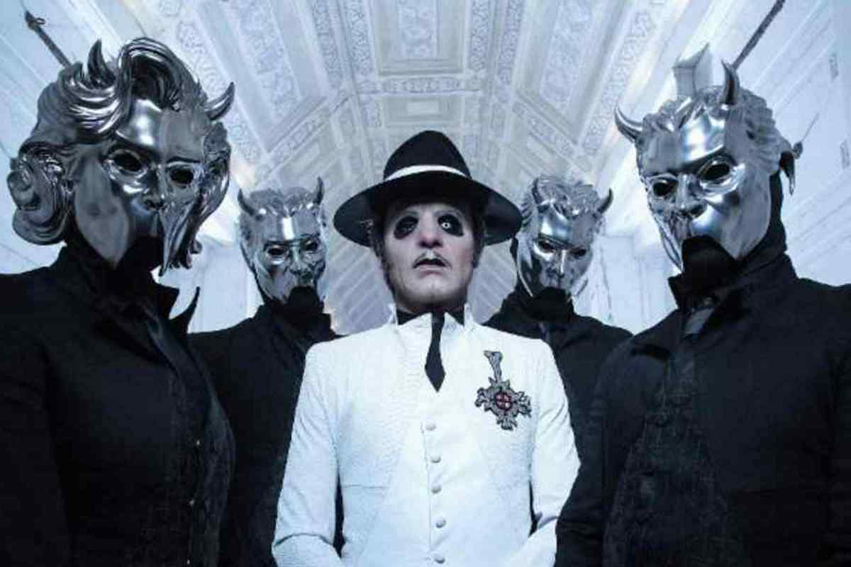 Ghost's Tobias Forge Reveals New Studio Album Plans 2020 In Review